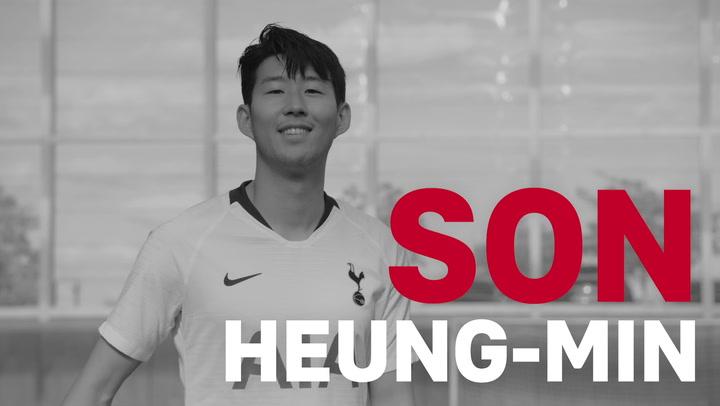 Heung-Min Son: Giãn cơ