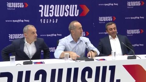 La oposición de Armenia impugnará la victoria de Pashinián.mp4