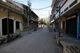 Toque de queda se sigue alargando en Honduras y ahora hasta el domingo 23 de agosto