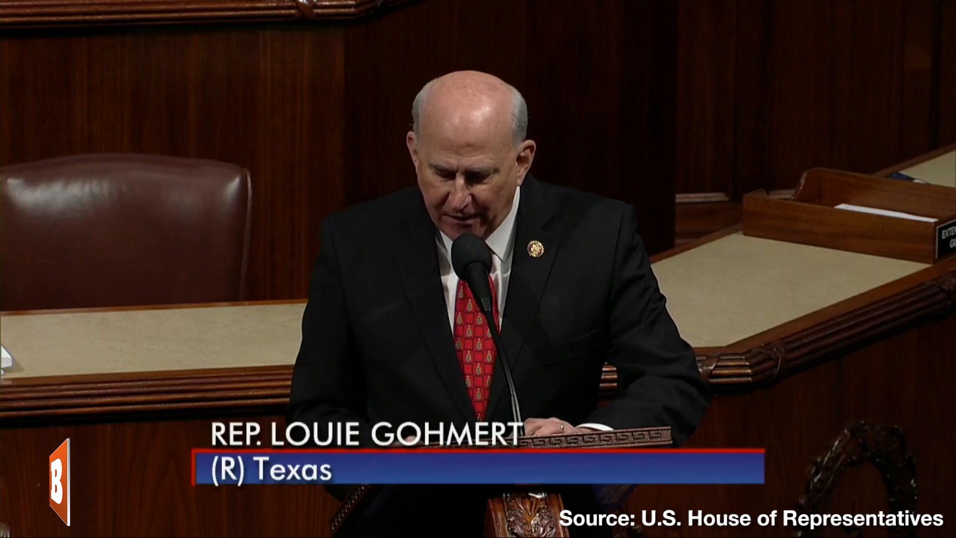 Louie Gohmert Erupts After Nadler Calls ...
