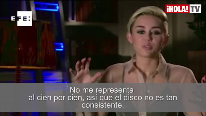 Miley Cyrus: 'Siempre me he inspirado en Mary Kate y Ashley Olsen'
