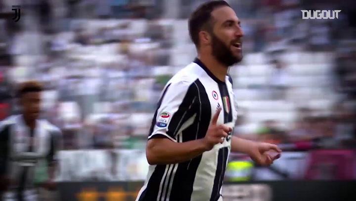 Kumpulan Gol Terbaik Gonzalo Higuaín Bersama Juventus