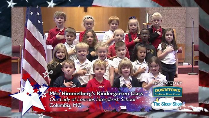 Our Lady of Lourdes Interparish School - Mrs. Himmelberg - Kindergarten