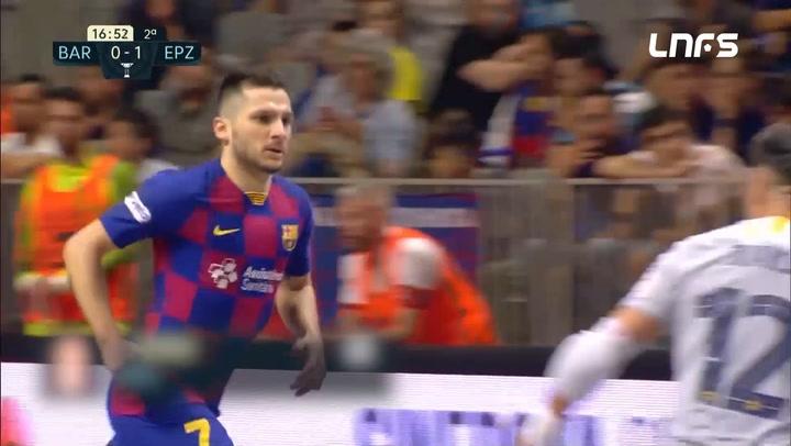 LNFS: Los mejores goles de la Copa de España 2020