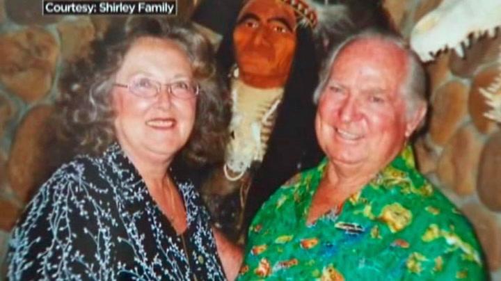 Gift i 40 år - døde samtidig