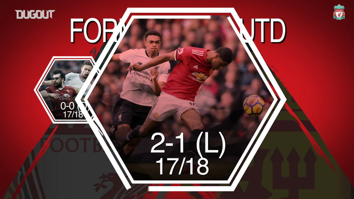 Liverpool v Manchester United match preview