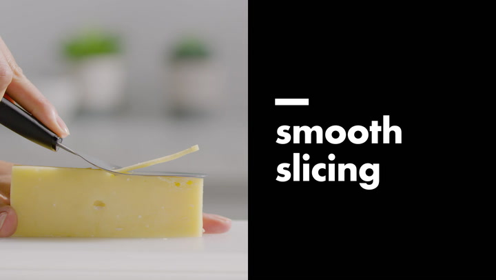 Preview image of OXO Stainless Steel Cheese Plane video