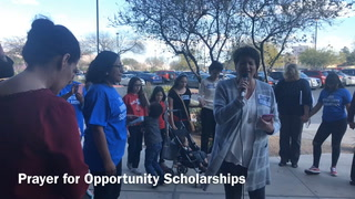 Prayer for Opportunity Scholarships
