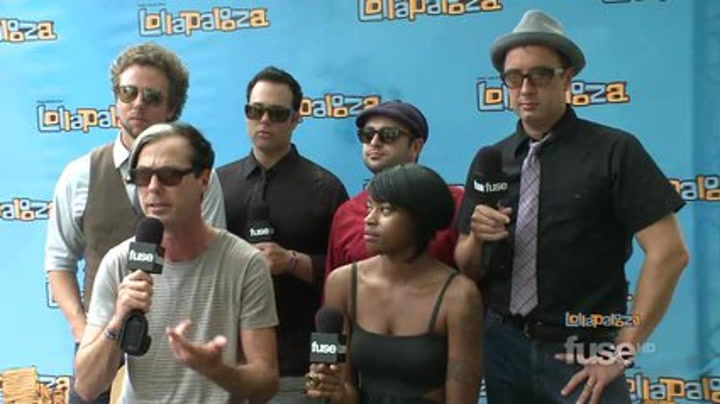 Festivals: Lollapalooza: Fitz and the Tantrums Have Soul, But That's Not All - Lollapalooza 2011