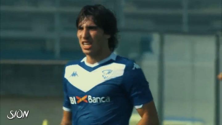 Así juega Sandro Tonali, centrocampista del Brescia