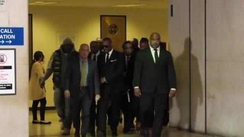 Cantante R. Kelly culpable de todos los cargos, incluido abuso y tráfico sexual