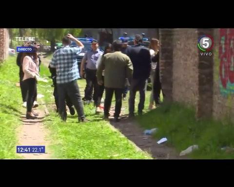 Aún no se pudo identificar el cadáver calcinado hallado en cercanías del Centro de Justicia Penal