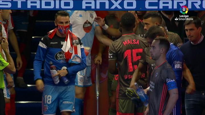 LaLiga Smartbank (Jornada 42): Lugo 2-1 Mirandés