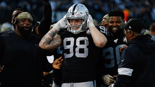 Raiders' Defense Steps Up in 17-10 Victory Over Bengals – VIDEO