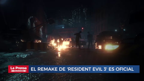 El remake de 'Resident Evil 3' es oficial