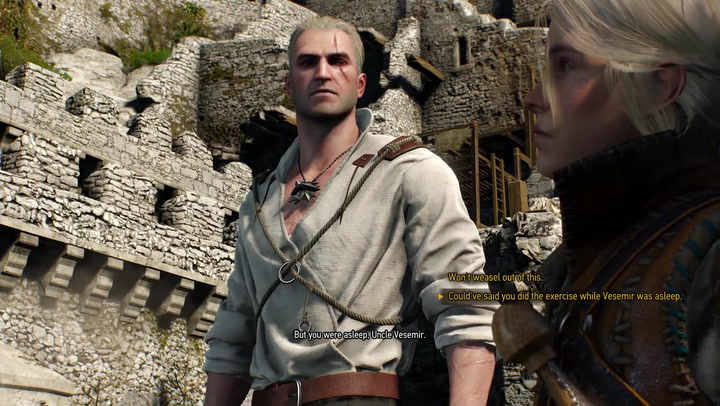 what does a child surprise mean in the witcher