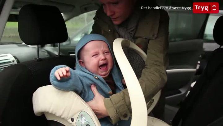 Bilferie med barn