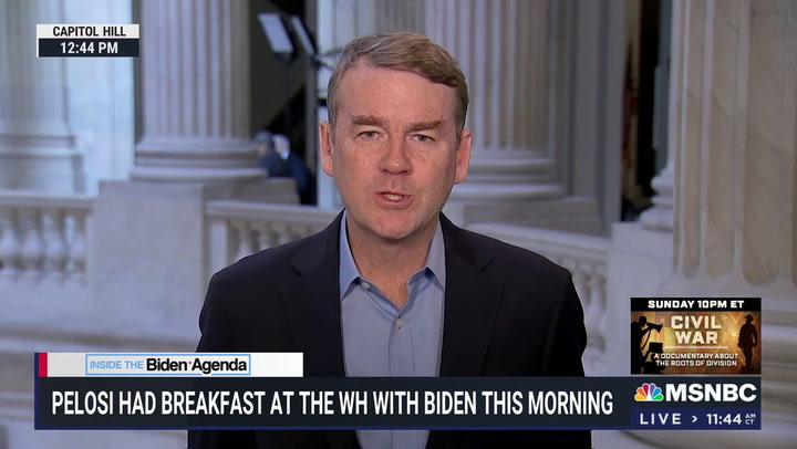 Sen. Bennet: Dems Must Reconstruct Senate Rules After McConnell's 'Bastardization of the Filibuster'