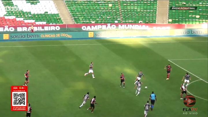 Pedro scores again against Fluminense in Carioca final