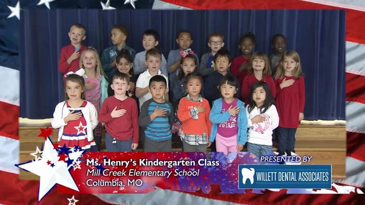 Mill Creek Elementary - Ms. Henry - Kindergarten