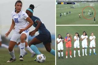 Sub-17 Femenina receta paliza de 7-0 en clasificatorio de Concacaf con golazo espectacular incluido
