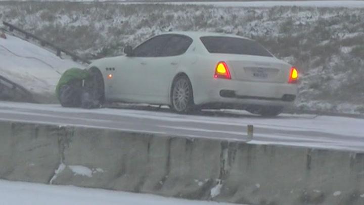 Historic winter storm in Texas causes major economic loss