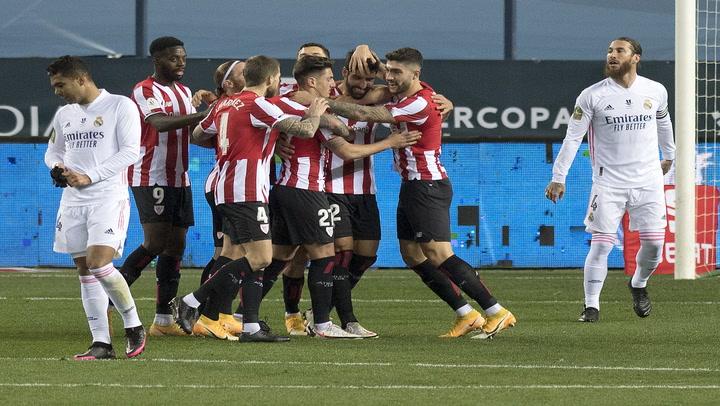 Resumen de goles: Real Madrid sufre primera eliminación del 2021