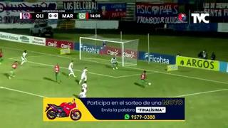Así dejó escapar un gol Marlon Mahuca Ramírez| Cortesía