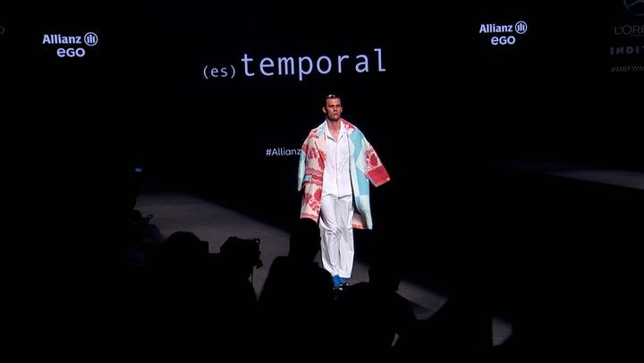 El desfile de Temporal