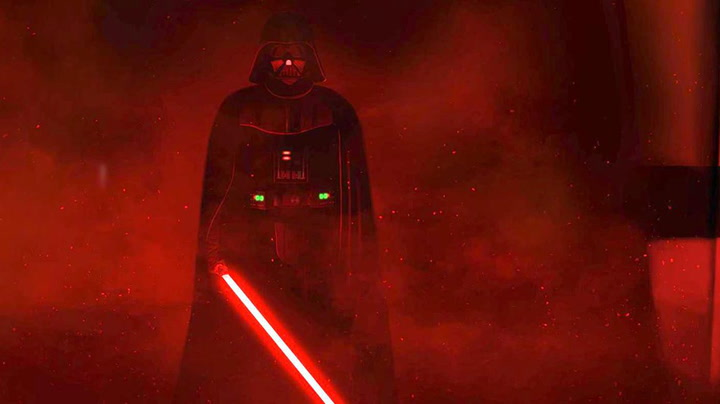 Was Darth Vader Stronger or Weaker in the Suit?