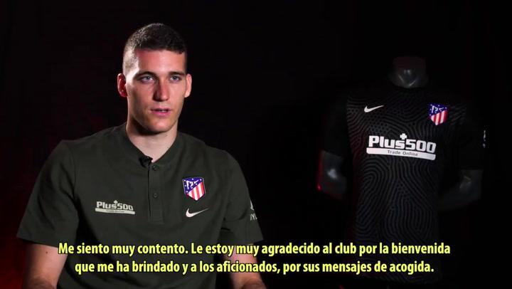 Oficial: Grbic ficha por el Atlético de Madrid