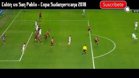 Los penales que permitieron a Colón ganarle a San Pablo