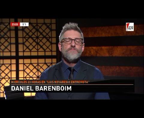 Barenboim: Los argentinos tenemos algo autodestructivo que no nos deja avanzar