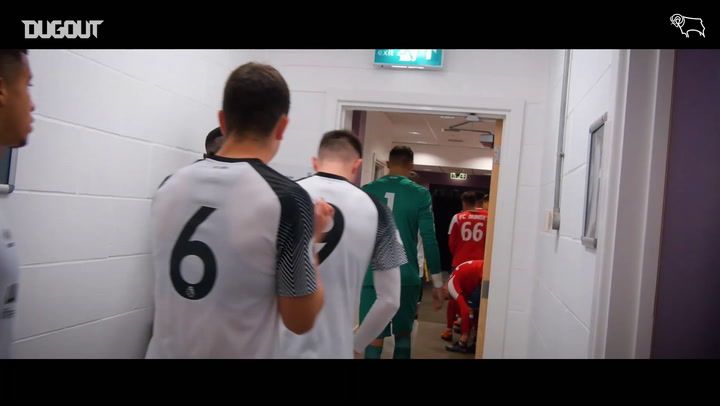 Derby County's UEFA Youth League round up