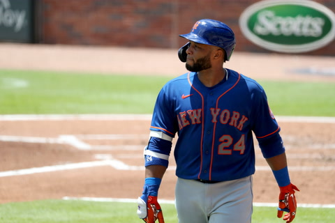 Has Robinson Cano played his last game with the Mets?