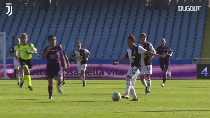Juventus Women's Best Goals and Skills