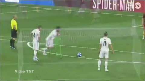Real Madrid 3-0 Roma (Champions League 2018)