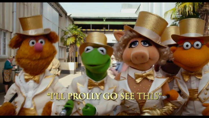 Muppets Most Wanted - User Reviews