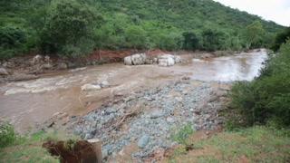 Más de un centenar de muertos por el ciclón Idai en Zimbabue, según la oficina de la ONU