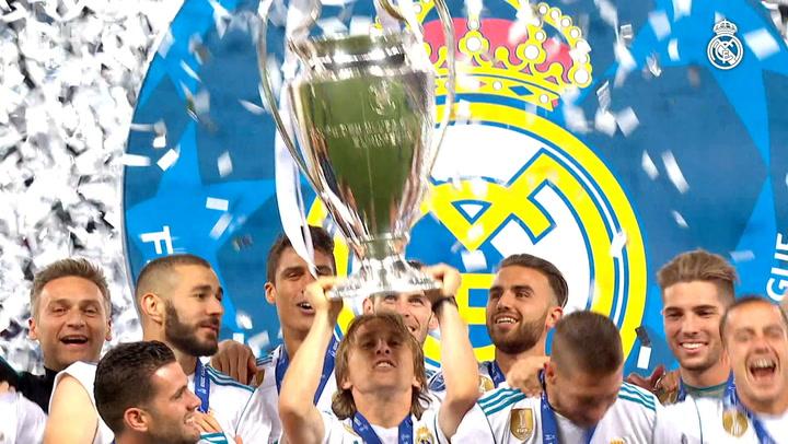 Ballon d'Or 2018: Luka Modric's Amazing Performances with Real Madrid and Croatia