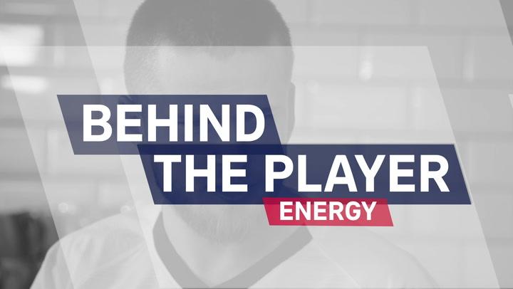 Eric Dier: Energy