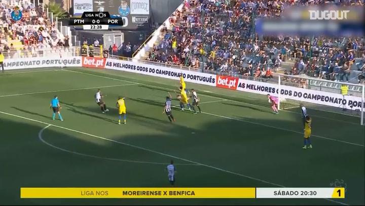 Marcano seals FC Porto win vs Portimonense SC