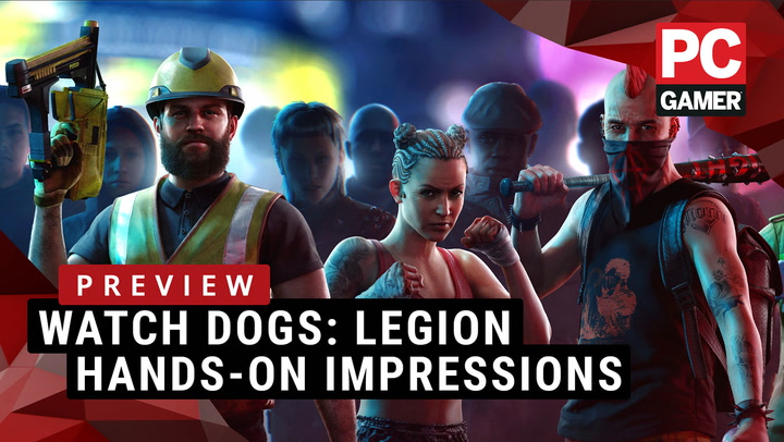 Watch Dogs Legion Release Date Gameplay And Everything Else We Know Pc Gamer