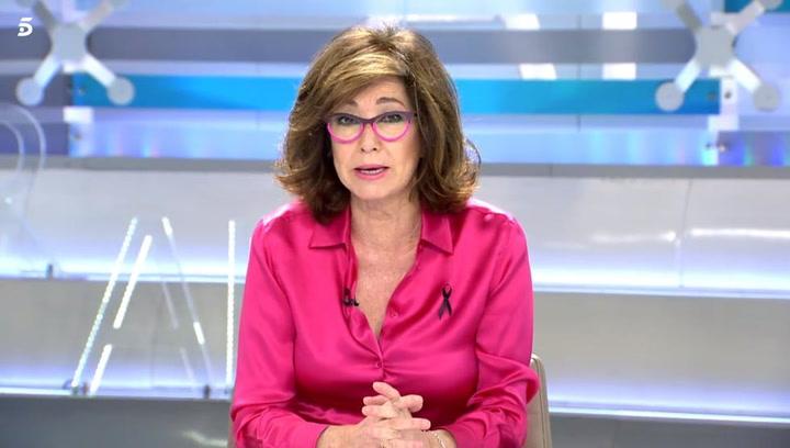 Ana Rosa Quintana compara el coronavirus con el SIDA y las redes 'estallan'