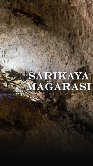 İçinden vadi geçen mağara