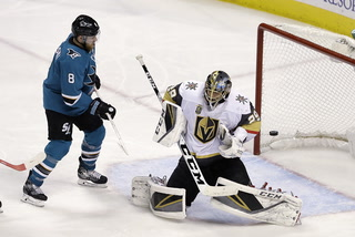 Golden Edge: Knights Finish Road Trip With Win
