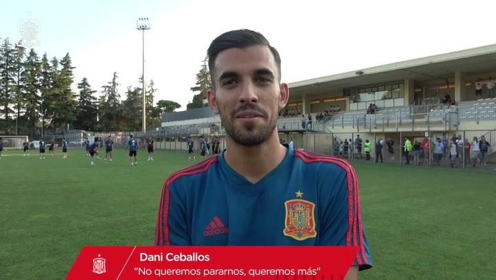 Dani Ceballos: