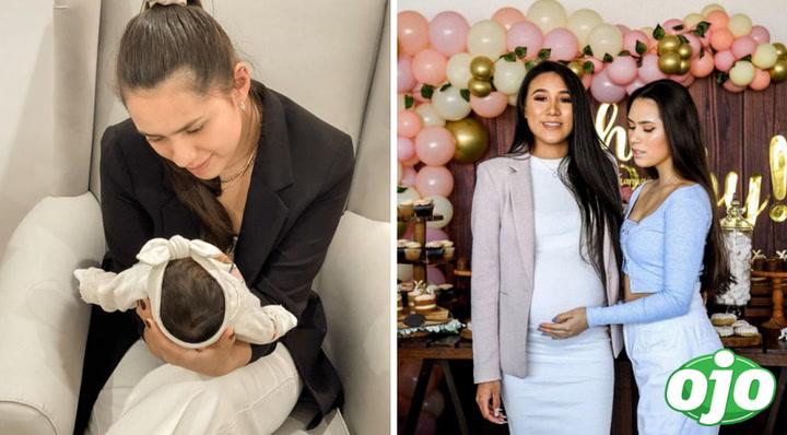 Samahara Lobatón: Gianella Marquina desmiente que se haya molestado por no ser la madrina de Xianna   VIDEO
