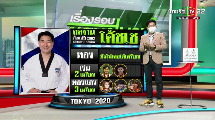 เทควันโด ความหวังทัพนักกีฬาไทย คว้าหรียญทองโอลิมปิก