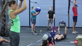 CrossFit Apollo reopens after COVID-19 shutdown – Video
